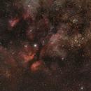 Cygnus region 135 mm,                                Astro Jim