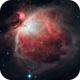 M42 Orion Nebula w/PixInsight,                                Brett Creider