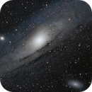 M31 (The Andromeda Galaxy),                                Eric Solís