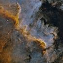 Cygnus Wall,                                stein