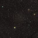 NGC6946 (Fireworks galaxy) & NGC6939 /Canon 6D mod + Canon 400mm L f/5.6 / SW star adventurer,                                patrick cartou
