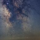 Milky Way Core,                                Donnie Barnett
