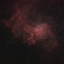 IC 405 Flaming Star Nebula,                                Wolfgang Ransburg