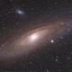 M31 Andromeda Galaxy from OSC,                                JohnAdastra