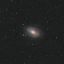 M 81- Bode's Galaxy,                                Terrance