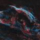 NGC6960 Test Using Starnet++,                                Astrovetteman
