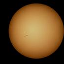 Sun 06.04.15 and AR2320,                                Rich Bamford