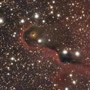 IC 1396 - Nébuleuse de la trompe d'éléphant,                                Caillault Guillaume
