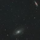 M81 (Bode's Galaxy) and M82 (Cigar Galaxy),                                Raghu Tumkur