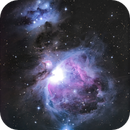 The Great Orion Nebula,                                Mirko M