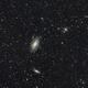 from M81/82 to Coddington's nebula,                                Frigeri Massimiliano