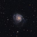 M101 Pinwheel Galaxy,                                Jakub Kamiński
