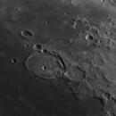 Cratère Posidonius le 20 Mars 2021,                                Georges