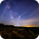 Hay Bales, and Comet Tails,                                Miles Chatterji
