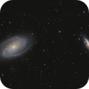 M81 & M82,                                Mike Wiles