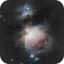 Orion Nebula and Running Man,                                Mario Gromke