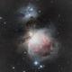 Orion Nebula and Running Man,                                Mario Gromke