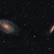 Bodes Galaxie,                                Tim-H