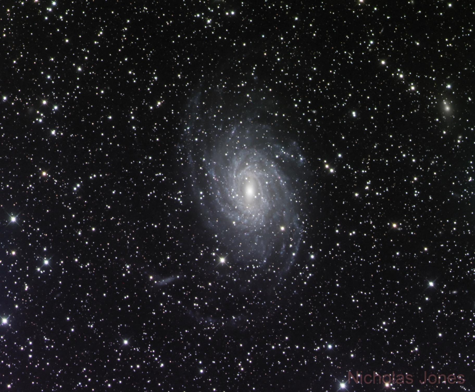 Galaxy NGC6744,                                Nicholas Jones