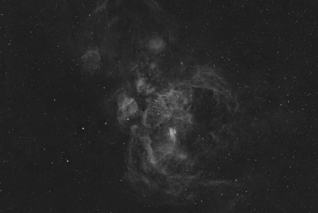 NGC 6357 - Ha,                                starlord