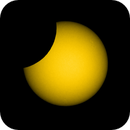 Partial Solar Eclipse at 51.67 ° North @ maximum,                                Wolfgang Zimmermann