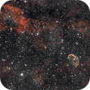 NGC6888 Crescent Nebula,                                star-watcher.ch