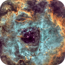 NGC2237, Nébuleuse de la Rosette [ASI183MM-Pro],                                Jean-Marc
