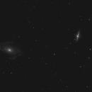first light MN190 (Ha M81 & M82),                                  Marcus Wögerer