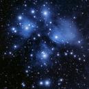 M45 - The Pleiades,                                astrobrian