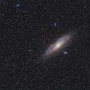 M31 Andromeda Galaxy Widefield,                    Jarrett Trezzo