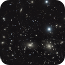 Abell 1656 - Coma Cluster NGC 4874, NGC 4889 and some more,                                Riedl Rudolf
