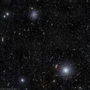 M53 (NGC5024,NGC5053) - Globular Clusters,                                Richard Bratt