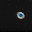 M 57 - L'anneau en haute résolution (HR),                                  Jeffbax Velocicaptor