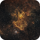 NGC 3247 and Westerlund 2 in the Carina Arc,                                Russ Carpenter