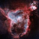 IC 1805, The Heart Nebula,                                  Ruben Barbosa