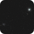 M53 / NGC 5053,                                Maël BORDERIE