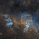 Statue of Liberty Nebula, SHO,                                Scott M. Stirling