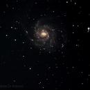 M101 - Galassia a Spirale ,                                Andrea Di Antonio
