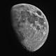 Moon of the 13th May,                                  Arnaud Peel