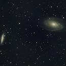 M81 & M82,                                Zach Coldebella