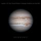 Jupiter: 31 day cloud movement,                                Darren (DMach)
