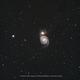 M51 Whirlpool Galaxy,                                Karl-F. Osterhage