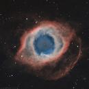 NGC 7293 - 2018,                                Gary Imm