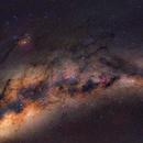 Via Láctea 3,                                Adriano
