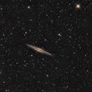 NGC891,                                Gordon Hansen