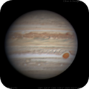 Jupiter | 2018-07-22 3:52 UTC | RGB,                                  Ethan & Geo Chappel