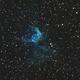 NGC 2359 Thor's Helmet,                                Milen Gogov