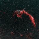 Veil Nebula,                    Carl Weber