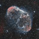 NGC6888 - Crescent Nebula,                                angryowl