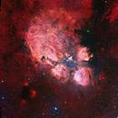 NGC 6334 Cat's Paw,                                Paul Storey